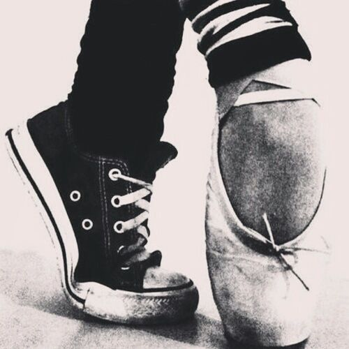 Je danse et j'adore danser