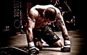 Просмотреть обои mma, mixed martial arts, смешанные боевые искусства, боец, боец, татуировки