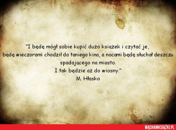M. Hłasko