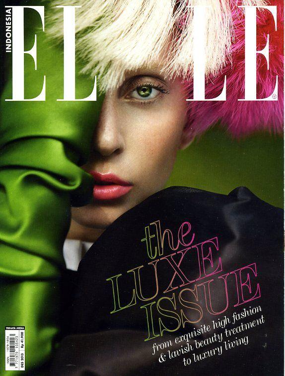Elle Indonesia - December 2013