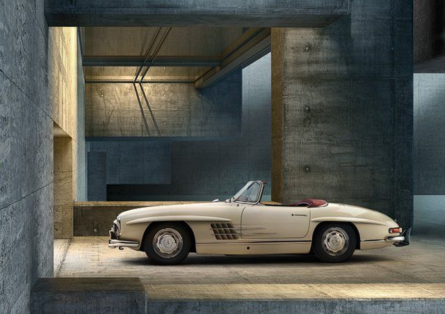 Fancy! Discover amazing stuff, collect the things you love, buy it all in one place. Mercedes 300 SL