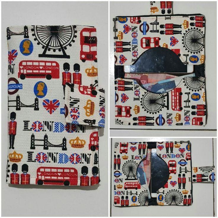 #phonecase #passportcase #canvas #self-made