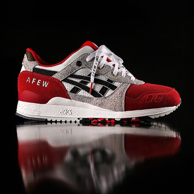 "chaussures pour homme - sneakers - boots - AFEW x ""KoiKlub"" x Asics Gel  Lyte III"