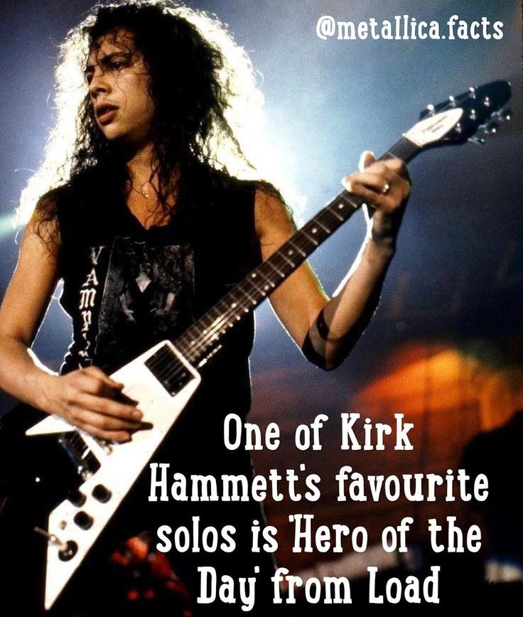 "213 Likes, 6 Comments - Metal Up Your Ass🤘🏻 (@metallica.facts) on Instagram: ""Follow me for daily Metallica facts & news 🤘🏻 • • #metallica #guitar #kirkhammett #jameshetfield…"""
