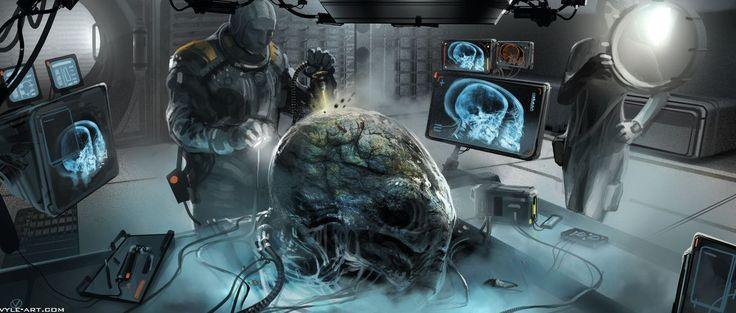 Jon Spaihts' Alien Prequel   Strange Shapes