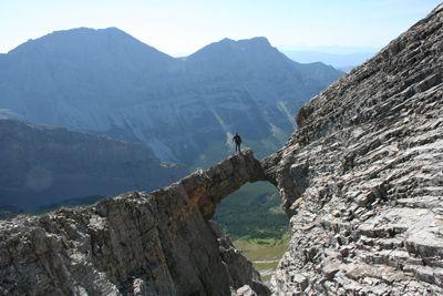 Bridge of the Mastodons, Crowsnest Pass, AB