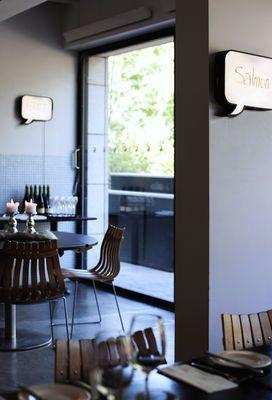 Snakkes Wall light - LED / memo board