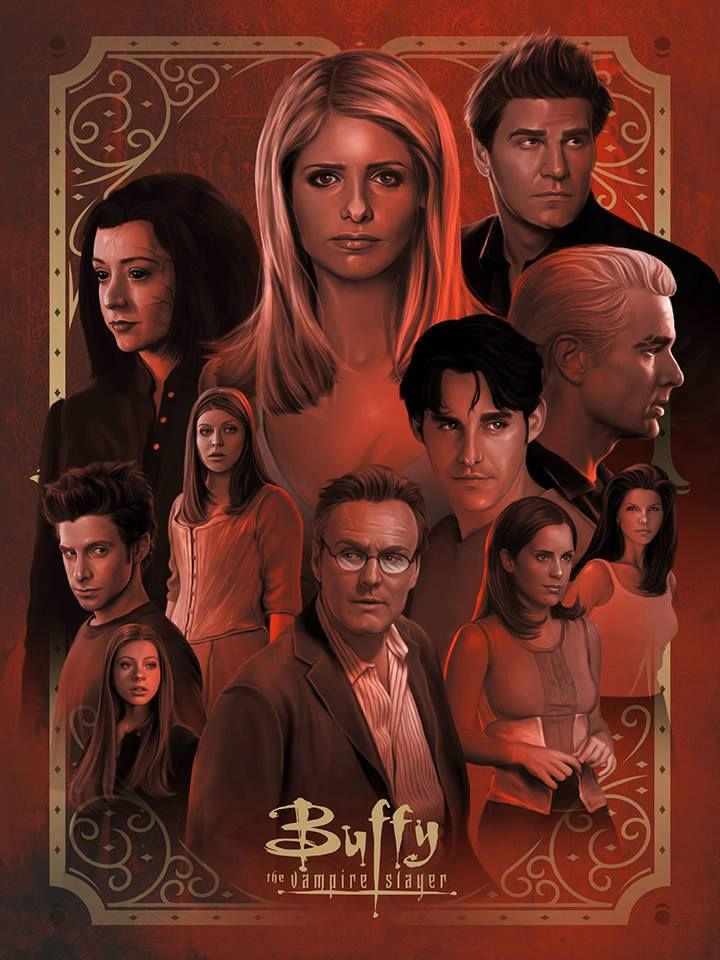Pin By Michael Balsamico On Buffy The Vampire Slayer Buffy Buffy The Vampire Vampire Slayer