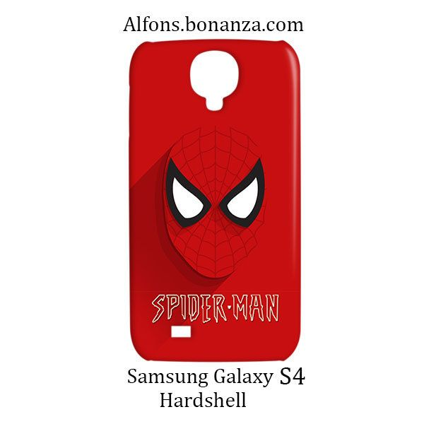 Spiderman Superhero Samsung Galaxy S4 S IV Hardshell Case