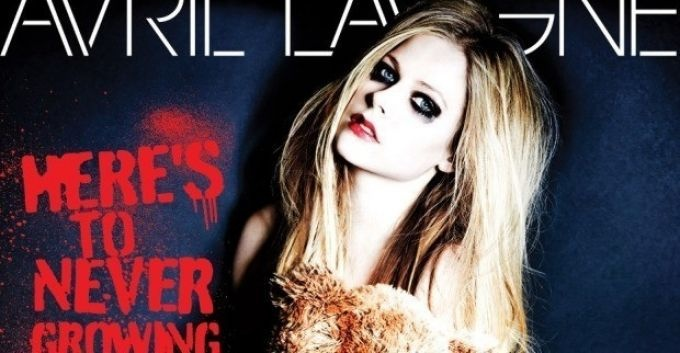 "Adelanto del video de Avril Lavigne para ""Here to Never Growing Up"""