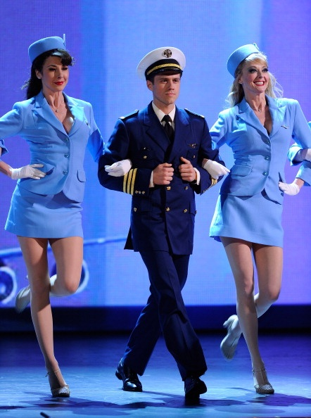 Catch me if you can musical aaron tveit dating. tommy and julia jkfilms dating website.