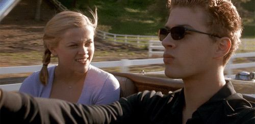 Cruel Intentions [Roger Kumble, 1999] - Ryan Phillippe & Reese Witherspoon