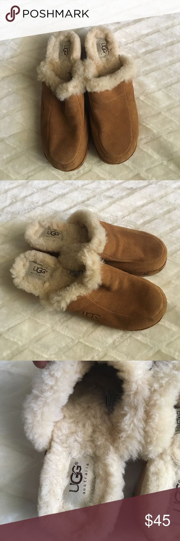 UGG Australia sandals Brown UGG Australia wedge sandals UGG Shoes Sandals