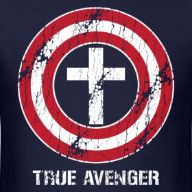 Superheroes  brining religion and theme together during superhero month'