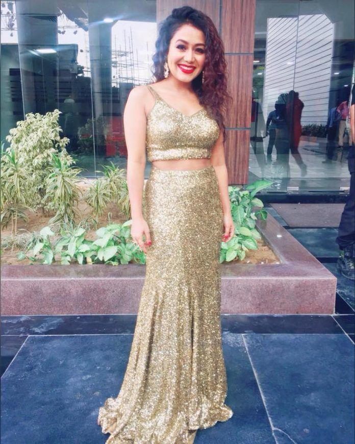 singer neha kakkar Neha kakkar dresses, Neha kakkar