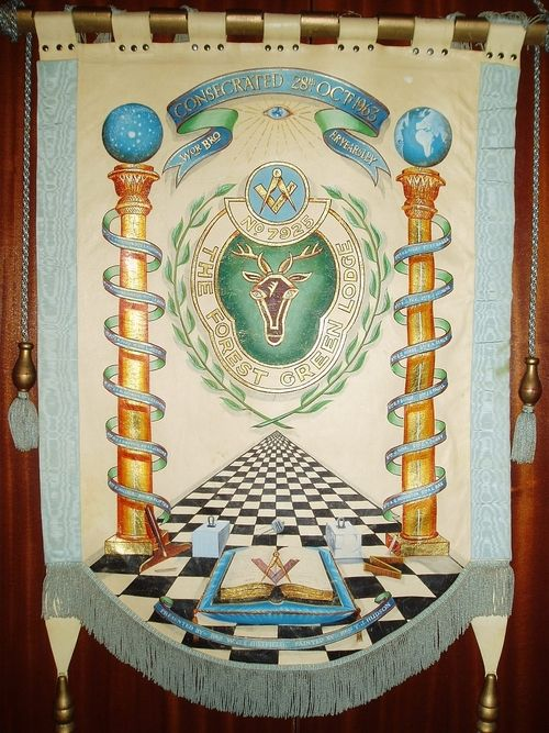 The Forest Green Lodge No. 7925 - Illustrated Lodge ...