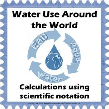 20 best Scientific Notation images on Pinterest Scientific - scientific notation worksheet