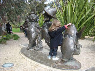 Ian Potter Children's Garden - Botanic Gardens