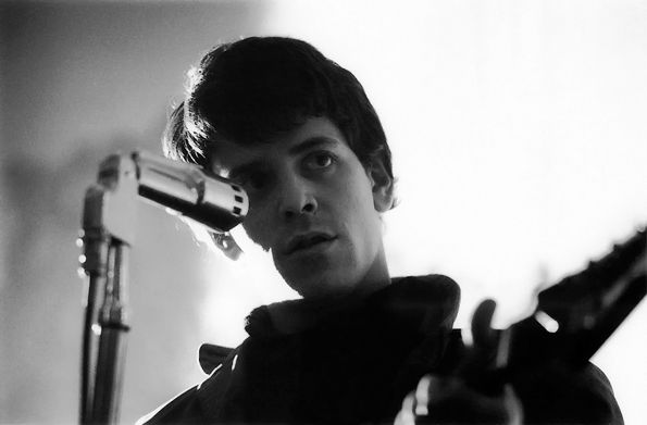 Young Lou Reed, 1965.  such a cutie pie !
