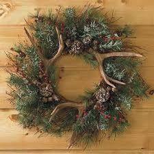 Rustic wreath