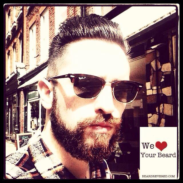 michael london beard beardrevered brillen pinterest london michael o. Black Bedroom Furniture Sets. Home Design Ideas