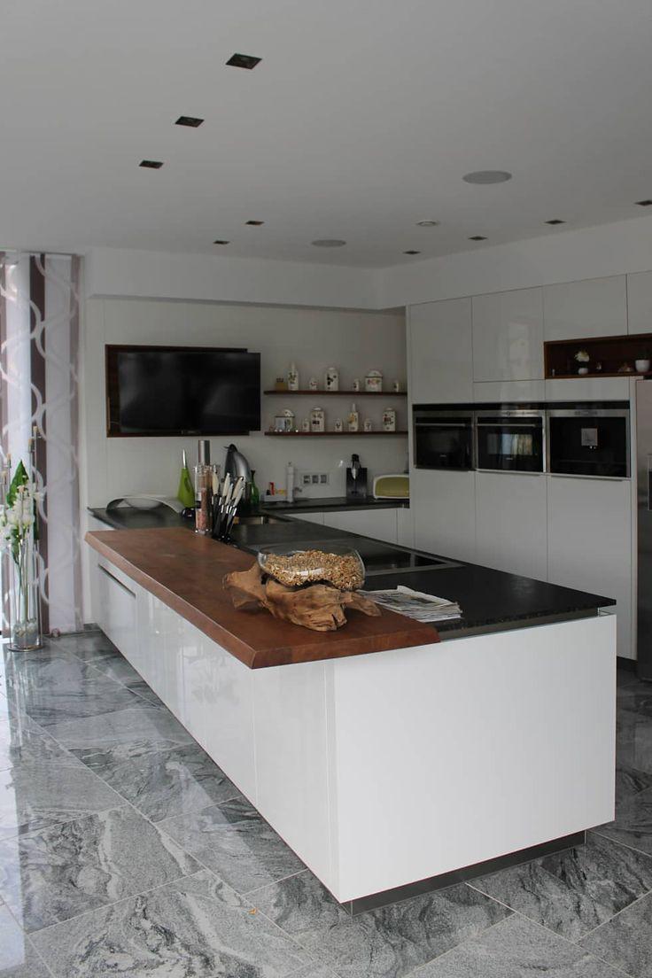 Moderne Küche Bilder: Haus Hu0026M