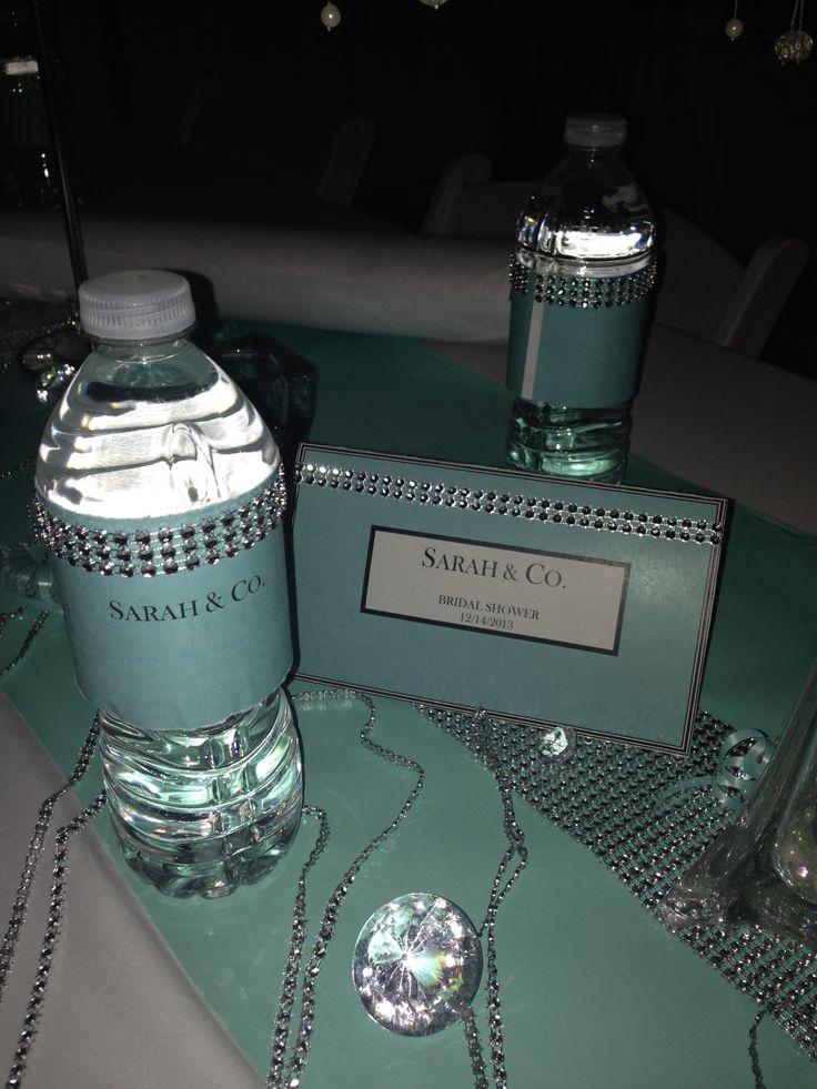 Tiffany & Co. Themed Bridal Shower