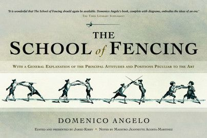 The School of Fencing - http://www.pen-and-sword.co.uk/The-School-of-Fencing-Hardback/p/12698