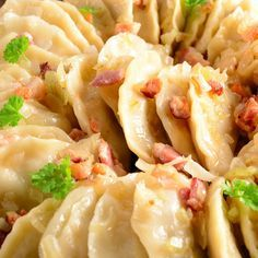 Ukrainian Perogies Recipe from Grandmother's Kitchen More