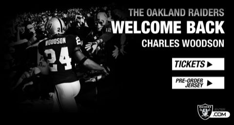 17 best images about raiders on pinterest oakland raiders football and raiders fans - Charles woodson packers wallpaper ...