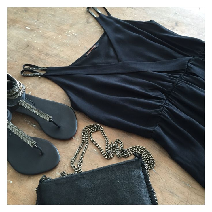 Styled in Black / uma and leopold SS/15 / www.umaandleopold.com
