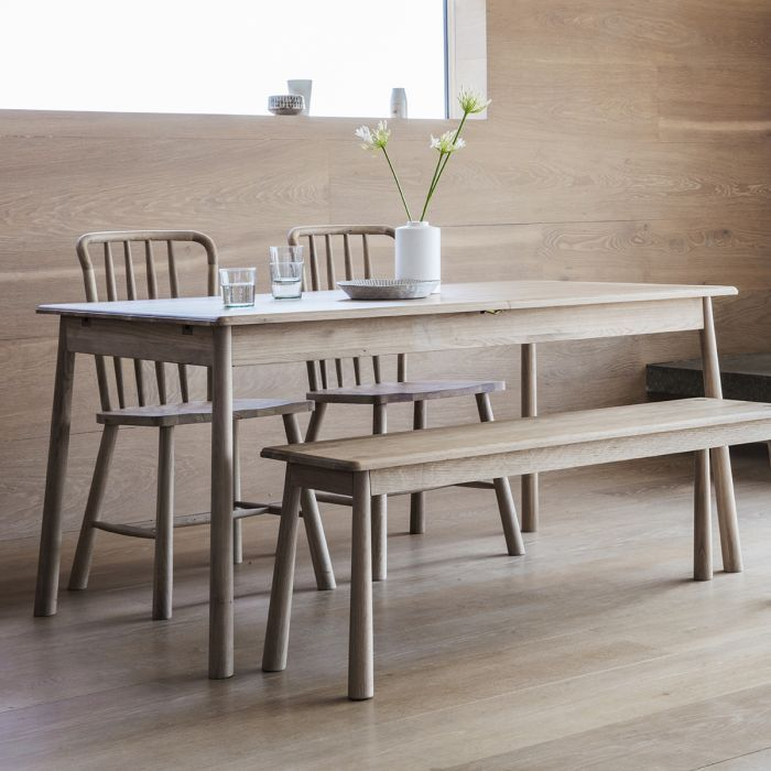 Pavilion Chic Extendable Dining Table Nordic In Oak Pavilion Broadway Dining Table Oak Extending Dining Table Scandinavian Dining Table