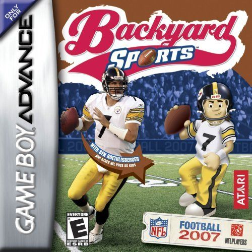 Backyard Football 2007 Gameboy By Infogrames, Http://www