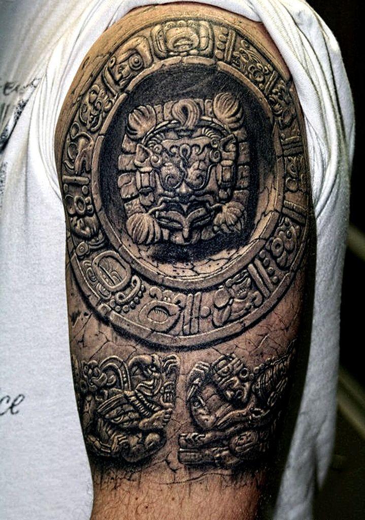 'Maya' tattoo | Flickr - Photo Sharing!
