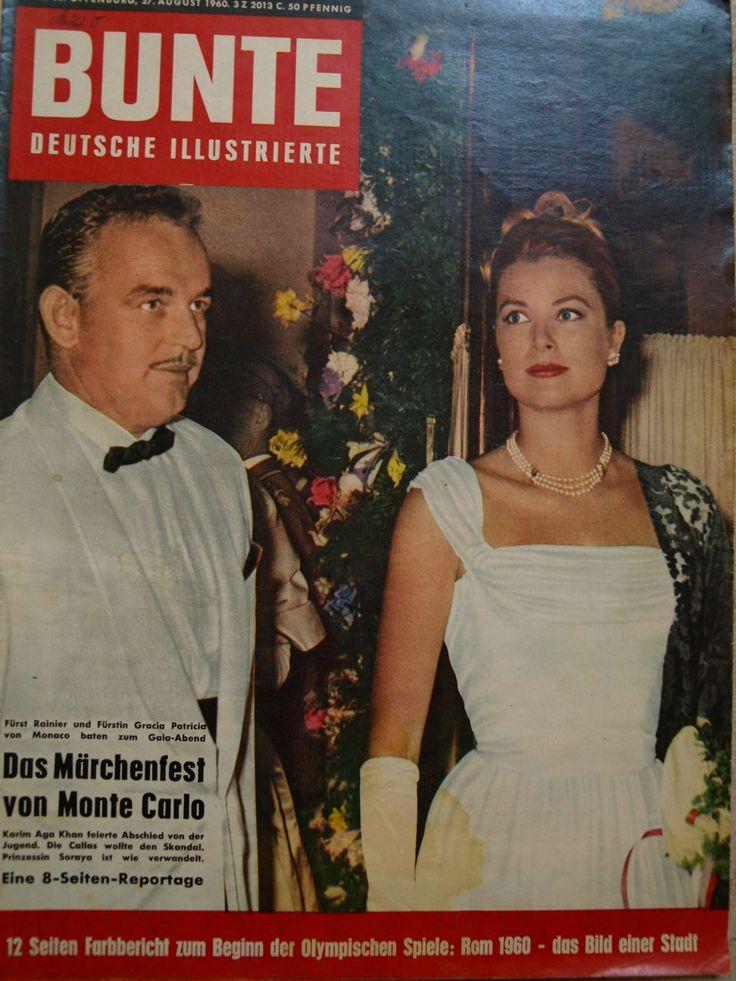 Bunte Illustrierte Nr. 35 vom 27. 8. 1960