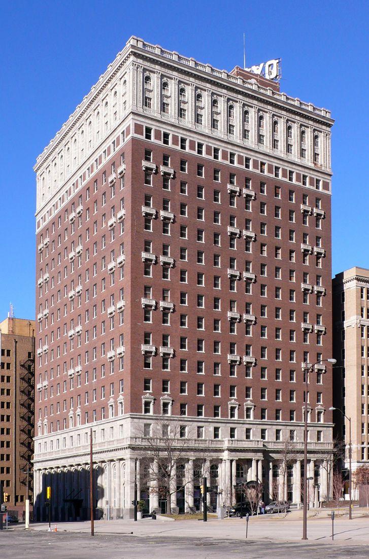 Mayo Hotel in Tulsa County, Oklahoma.