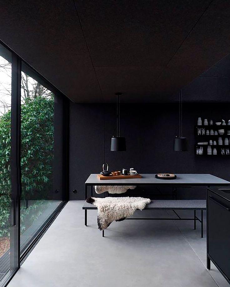 Fiebre monocrom tica architecture dise o de interiores for Diseno de interiores minimalista espacios pequenos