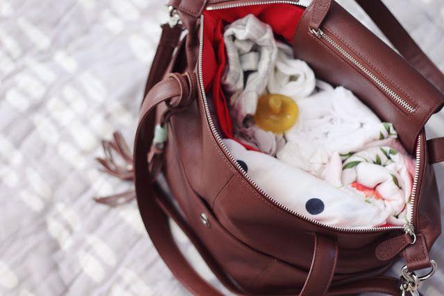 Hospital Bag + Baby Countdown