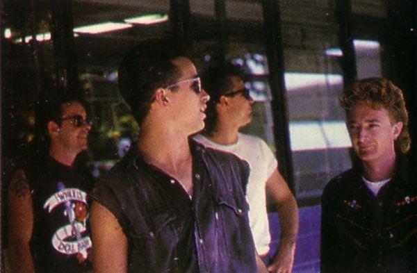 Johnny Diesel and the Injestors
