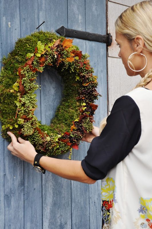 ... make a beautiful wreath.