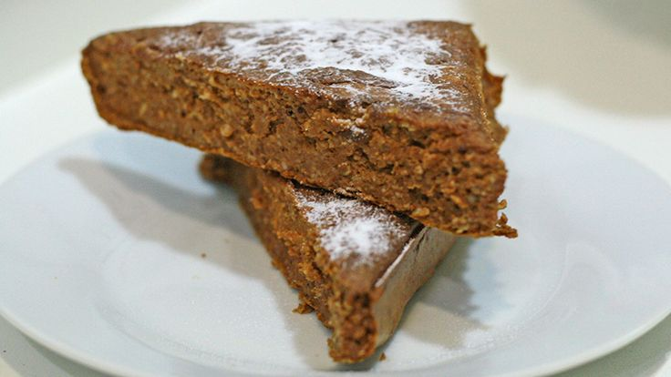 Brownie de Abóbora