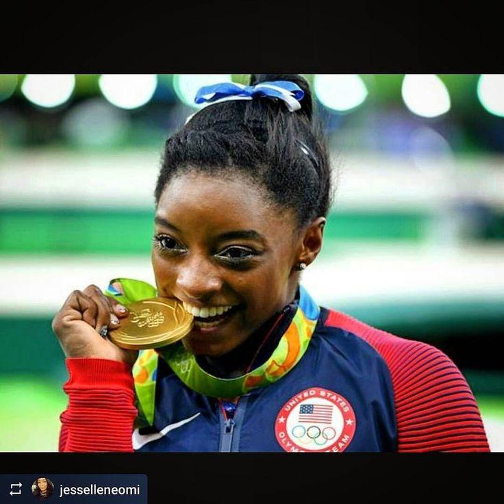http://OkGoBelize.com #Follow @jesselleneomi : Did you know the best #gymnast in the world @SimoneBiles has dual citizenship? Mom is #Belizean! #Belize is proud of you! #ILoveBelize #Olympics #Rio2016 #Travel #CentralAmerica