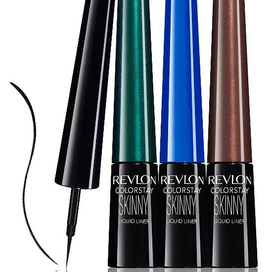 The Skinniest Eyeliner Brush We've Ever Come Across (Seriously!)