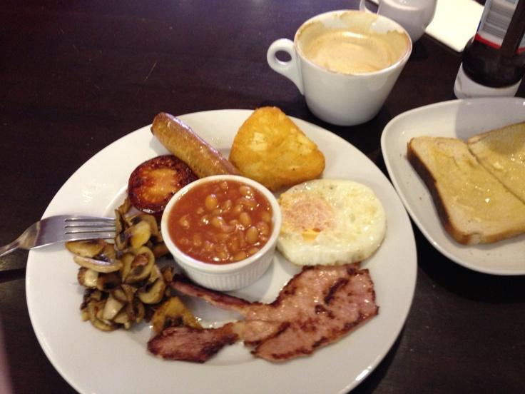 Breakfast with Kieran Mc