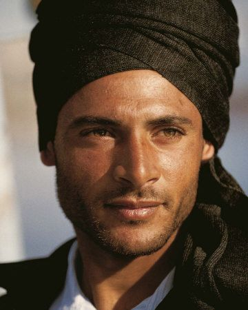 Berber man.