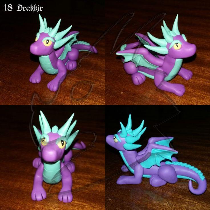 Dragon 18, by Tanli.