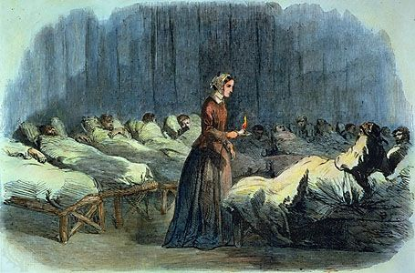 The Kids Pages; Facts on Florence Nightingale for Children