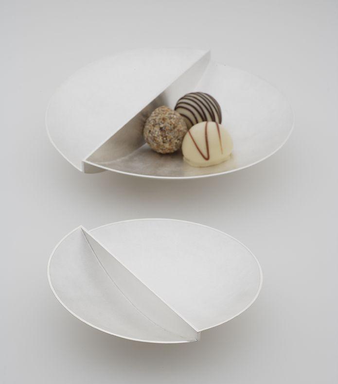 Functional Silverware by Jacqueline Scholes | OEN