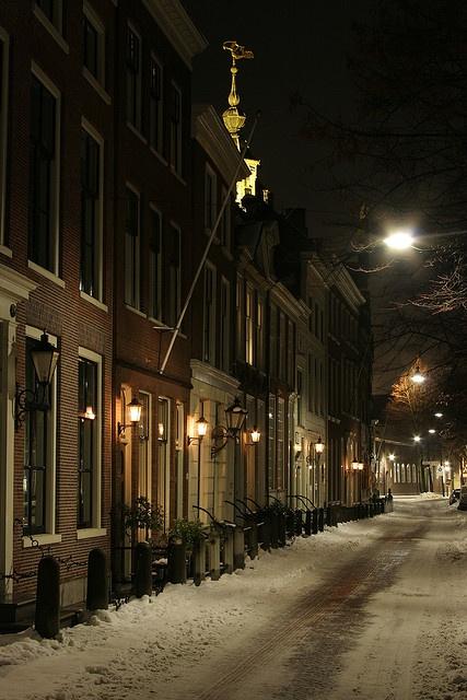Delft - Oude Delft by Patrick Meeder, via Flickr