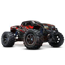 Traxxas X-Maxx Clear Body Set EP 4WD 1:5 RC Cars Truck Off Road #7711